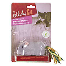 Petlinks™ Bumper Mouse Motorized Cat Toy