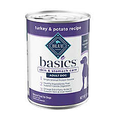 BLUE Basics® Limited Ingredient Adult Dog Food