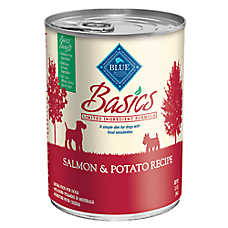 BLUE Basics® Limited Ingredient Adult Dog Food