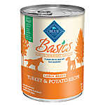 BLUE Basics® Limited Ingredient Turkey & Potato Large Breed Adult Dog Food