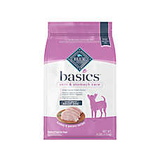 BLUE Basics® Limited Ingredient Turkey & Potato Small Breed Dog Food