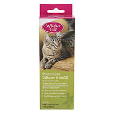 Whisker City® Pheromone Diffuser & Refill