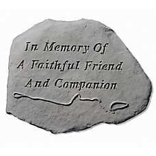 Kay Berry In Memory Pet Headstone