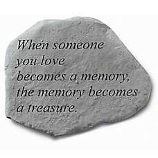 Kay Berry Someone You Love Pet Memorial Stone