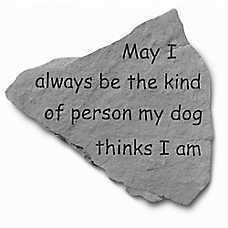 Kay Berry May I Memorial Stone