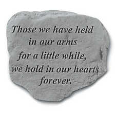 Kay Berry Our Hearts Pet Memorial Stone