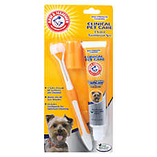 ARM & HAMMER™ Clinical Pet Care Dog Toothpaste & Toothbrush Set