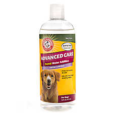 ARM & HAMMER™ Advanced Pet Care Dog Dental Water Additive