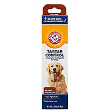ARM & HAMMER™ Advanced Pet Care Tarter Control Enzymatic Dog Toothpaste