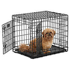 midwest ultima pro double door dog crate - Midwest Crates
