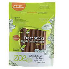 Zoe Lifestyle Antioxidant Dog Treat Sticks