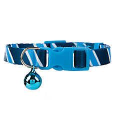 Whisker City® Preppy Stripe Cat Collar
