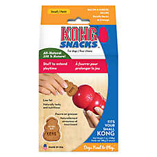 KONG® Snacks™ Bacon & Cheese Dog Treat