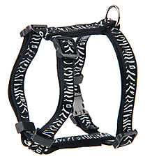 Whisker City® Reflective Zebra Cat Harness