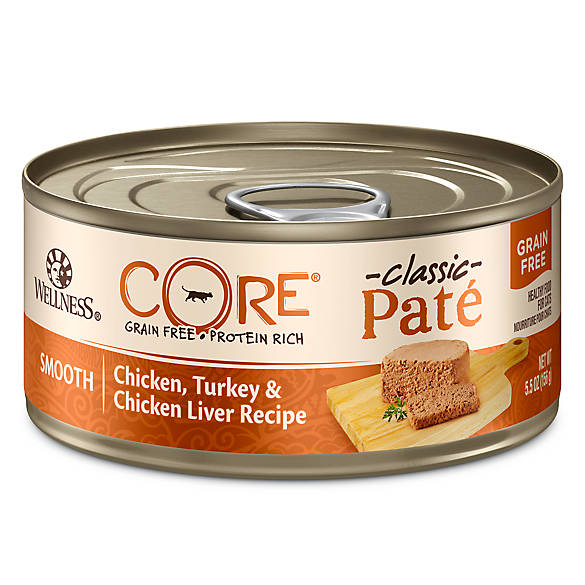 Wellness 174 Core 174 Cat Food Natural Grain Free Cat Wet