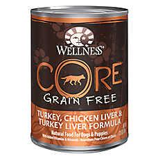 Wellness® CORE® Dog Food - Natural, Grain Free