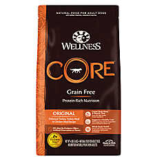 Wellness® CORE® Adult Dog Food - Natural, Grain Free, Original Formula