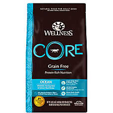 Wellness® CORE® Adult Dog Food - Natural, Grain Free, Ocean Formula