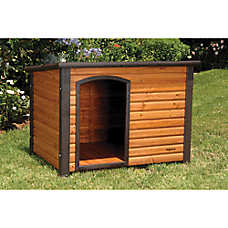 Precision Pet Extreme Outback Log Cabin