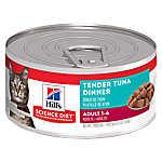 Hill's® Science Diet® Chunks & Gravy Adult Cat Food