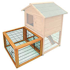 WARE® Premium+™ Bunny Yard Barn Rabbit Run
