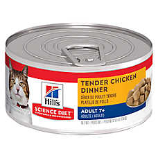Hill's® Science Diet® Chunks & Gravy Mature Adult Cat Food