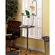 Midwest Homes For Pets Parrot Playstand Bird Stand