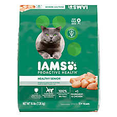 Iams® ProActive Health Senior Plus Cat Food