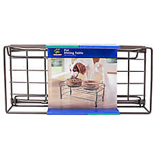 Top Paw® Set the Table Pet Dining Table