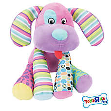 "Toys""R""Us® Plush Animal Squeaker Dog Toy"