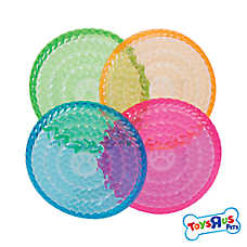 "Toys ""R"" Us® Flying Disc Dog Toy (Color Varies)"
