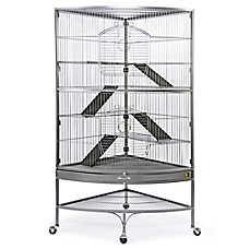 Prevue Corner Ferret Cage