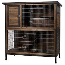Super Pet® 2-Story Rabbit Hutch