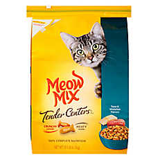 Meow Mix® Tender Centers Adult Cat Food