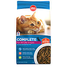 Grreat Choice® Complete Formula Cat Food - Chicken