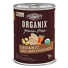 ORGANIX® Organic Grain Free Adult Dog Food