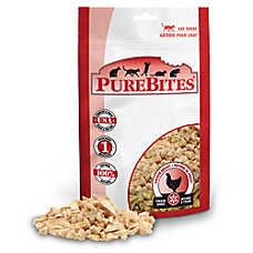 PureBites® Freze Dried Cat Treat - Natural, Chicken