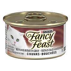 Fancy Feast® Chunks Adult Cat Food
