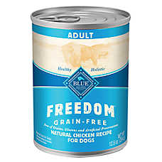 BLUE Freedom® Adult Dog Food - Grain Free, Natural, Chicken