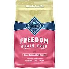 BLUE Freedom® Grain Free Chicken Small Breed Adult Dog Food