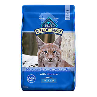 save $4 select BLUE Wilderness® grain free food