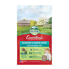Oxbow Essentials Healthy Handfuls Hamster & Gerbil Food