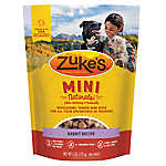 Zuke's® Mini Naturals™ Wild Rabbit Natural Training Dog Treat