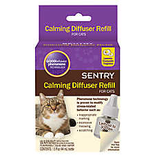 SENTRY® GOOD Behavior® Lavender Chamomile Cat Calming Diffuser Refill