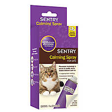 SENTRY® GOOD Behavior® Lavender Chamomile Cat Calming Spray