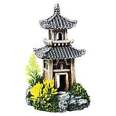 Top Fin® Pagoda Aquarium Ornament