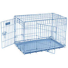 Precision Pet ProValu Two-Door Dog Crate