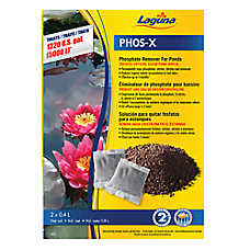Laguna Phos-X Pond Water Treatment