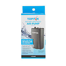 Top Fin® Battery Operated Aquarium Air Pump