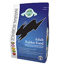 Oxbow Natural Science Adult Rabbit Food